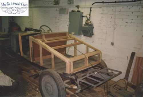 Armstrong Siddley Restoration Photos 2