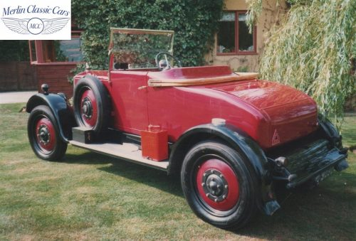 Armstrong Siddley Restoration Photos 4