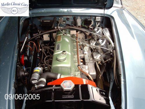 Austin Healey Restoration MkIII 47