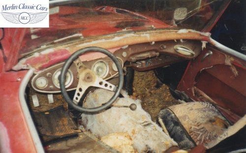 Austin Healey Restoration Photos 3