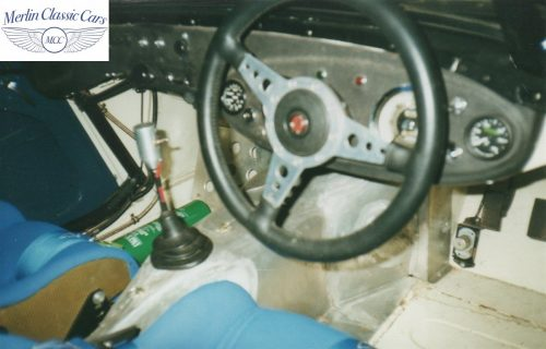 Austin Healey Restoration Photos Rally Car 14