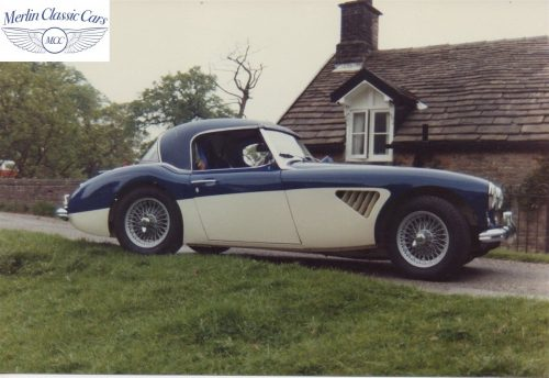 Austin Healey Restoration Photos Rally Car 15