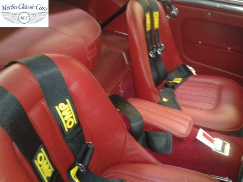 Austin Healey Restoration Photos Two Seater 1