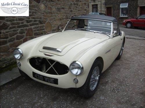 Austin Healey Restoration Photos Two Seater 13