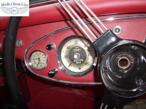 Austin Healey Restoration Photos Two Seater 14