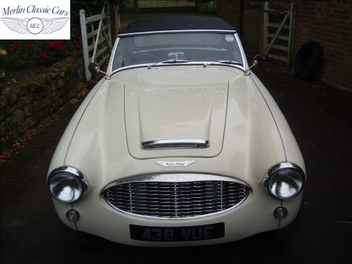 Austin Healey Restoration Photos Two Seater 16