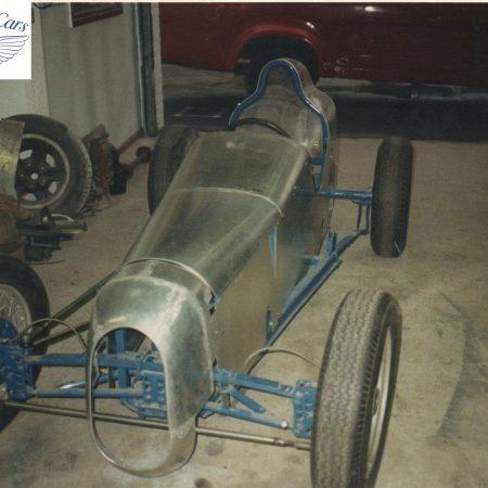 Austin Seven Race Car Restoration