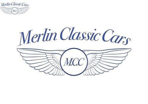 Merlin Classic Cars Logo