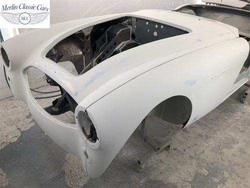 Austin Healey 100 6 Currently Under Restoration 17
