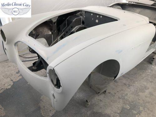 Austin Healey 100 6 Currently Under Restoration 17