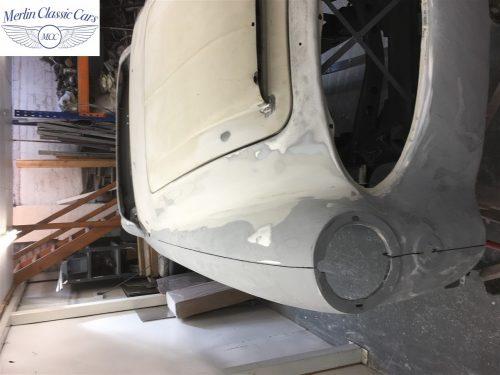 Austin Healey 100 6 Currently Under Restoration 24