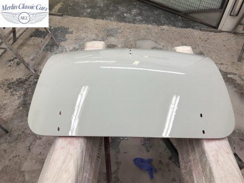 Austin Healey 100 6 Currently Under Restoration 49