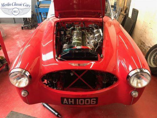 Austin Healey 100 6 Currently Under Restoration 95