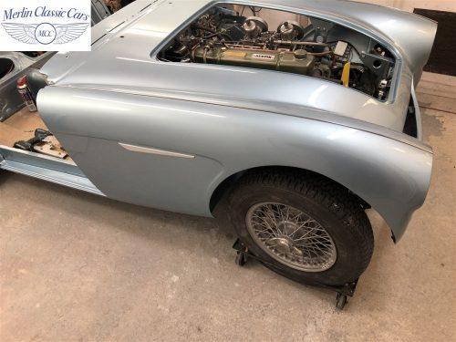 Austin Healey BJ7 Currently Under Restoration 59