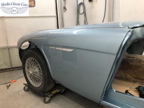 Austin Healey BJ7 Currently Under Restoration 66