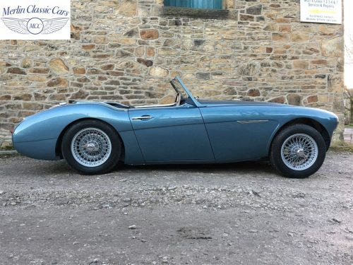 Austin Healey For Sale 100 6 12