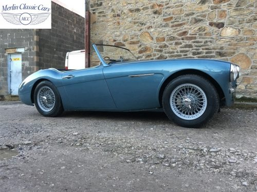 Austin Healey For Sale 100 6 27