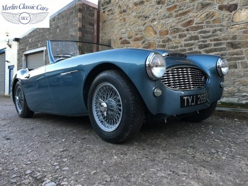 Austin Healey For Sale 100 6 28