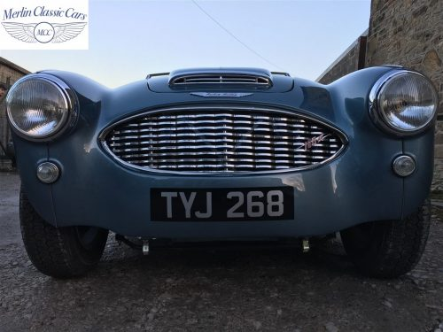 Austin Healey For Sale 100 6 32