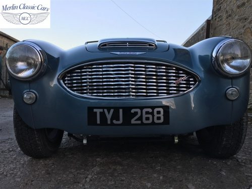 Austin Healey For Sale 100 6 34