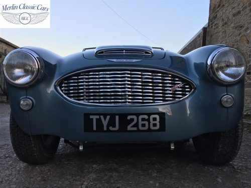 Austin Healey For Sale 100 6 36