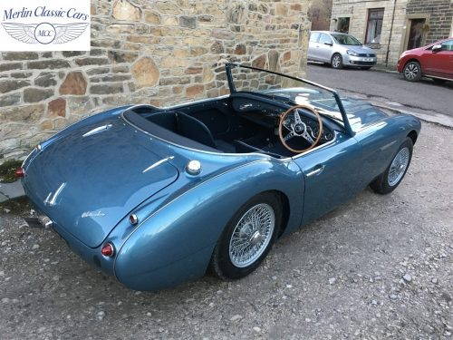 Austin Healey For Sale 100 6 4