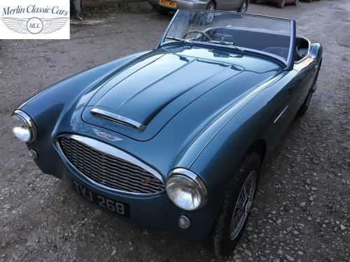 Austin Healey For Sale 100 6 42