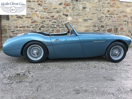 Austin Healey For Sale 100 6 46