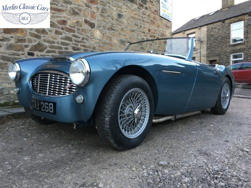 Austin Healey For Sale 100 6 50