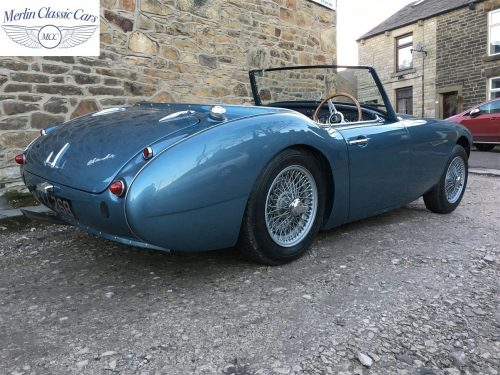 Austin Healey For Sale 100 6 6