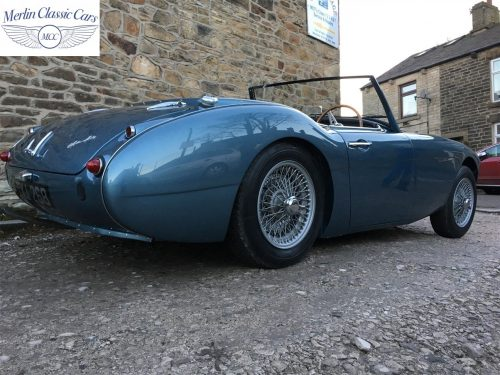 Austin Healey For Sale 100 6 8
