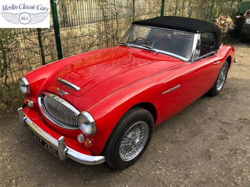 Austin Healey For Sale 12