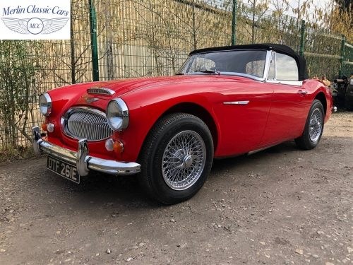 Austin Healey For Sale 14
