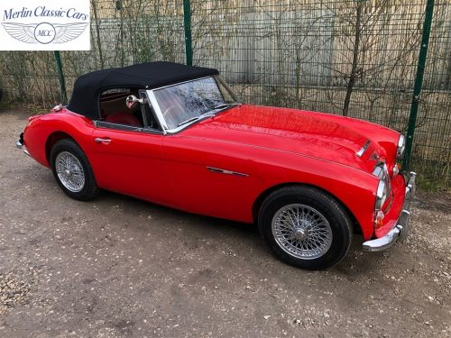 Austin Healey For Sale 3
