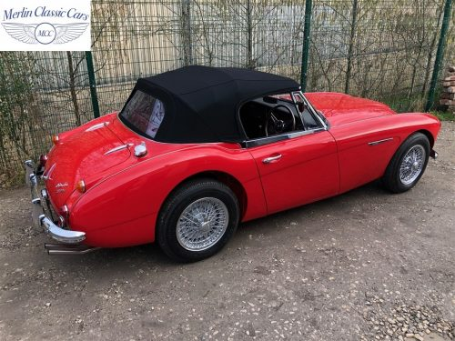 Austin Healey For Sale 4