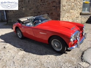 Austin Healey For Sale MkIII (2)