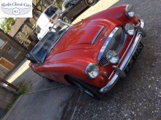 Austin Healey For Sale MkIII (3)
