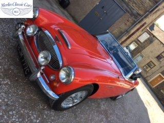 Austin Healey For Sale MkIII (4)
