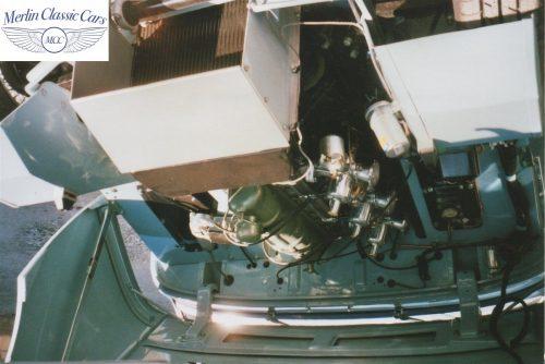 Austin Healey Frogeye Sprite Willy's Jeep Engine 4