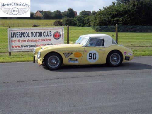 Austin Healey Race Car Restoration 1