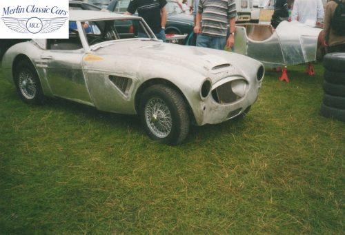 Austin Healey Race Car Restoration 16