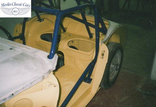 Austin Healey Race Car Restoration 17
