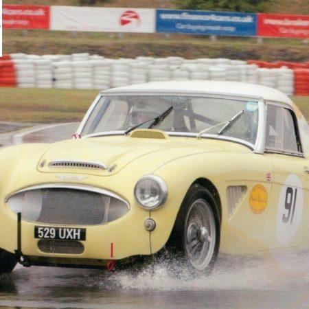 Austin Healey Race Car Restoration 38