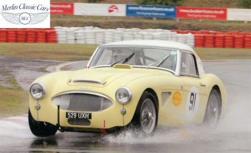 Austin Healey Race Car Restoration 38
