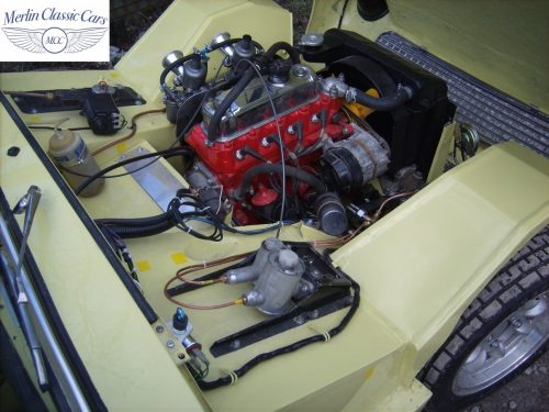 Austin Healey Sprite For Sale Fast Road Car Fully Restored By Merlin 14