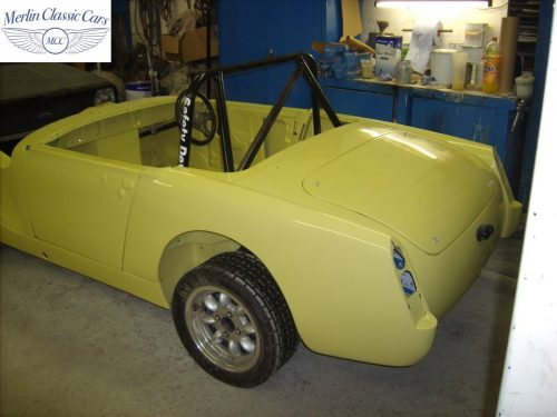 Austin Healey Sprite For Sale Fast Road Car Fully Restored By Merlin 23