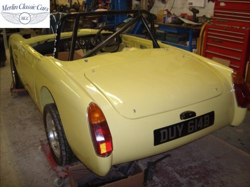 Austin Healey Sprite For Sale Fast Road Car Fully Restored By Merlin 28