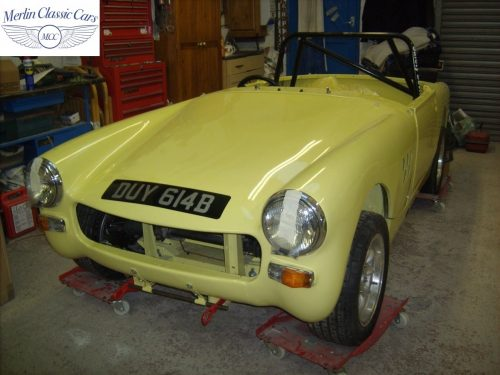 Austin Healey Sprite For Sale Fast Road Car Fully Restored By Merlin 29