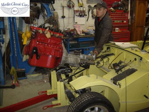 Austin Healey Sprite For Sale Fast Road Car Fully Restored By Merlin 32