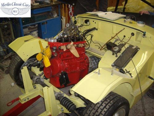 Austin Healey Sprite For Sale Fast Road Car Fully Restored By Merlin 5